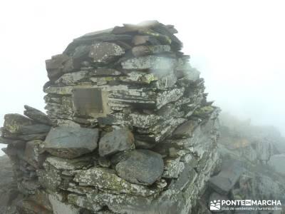 Ascenso al pico Ocejón [Serie Clásica]ruta montaña madrid viajes organizados a madrid excursiones